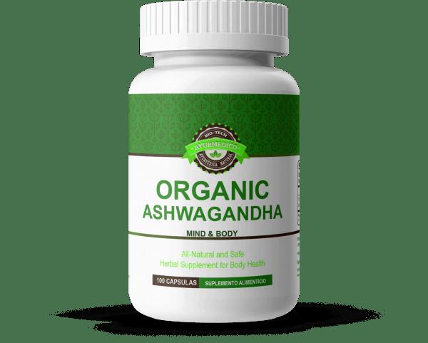 complemento ayurveda capsulas aswhaganda