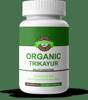 complemento ayurveda capsulas trikayur salud digestiva
